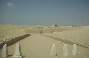 The Mastaba of Meruka